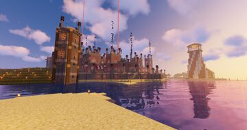 The Middle Map (1 year survial map) Minecraft Map & Project