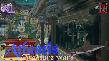 Atlantis Treasure Wars Minecraft Map & Project