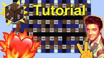 "Elvis ""Burning Love"" Note Block Doorbell Minecraft Map & Project"
