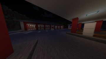 The Gas Station   v.0.0.1 Minecraft Map & Project