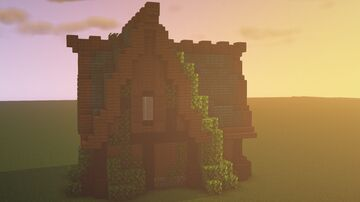 Small Rustic House [DOWNLOAD] Minecraft Map & Project