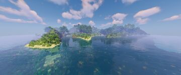 River Island - By ClemsDX Minecraft Map & Project