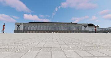 Plaza of the Party (Munich ~1950) Minecraft Map & Project