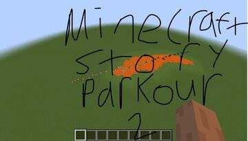 Minecraft Story Parkour 2 For Bedrock Minecraft Map & Project