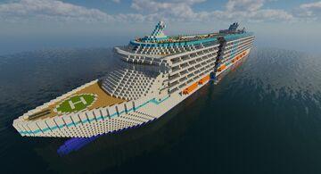 Crucero Minecraft Map & Project