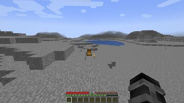 Stone Survival Test Build 1 Minecraft Map & Project