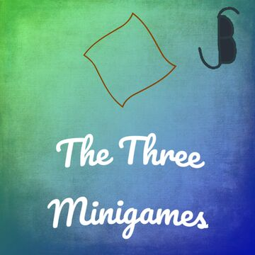 The Three Minigames - Demo Minecraft Map & Project