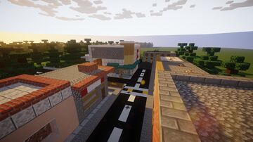 The walking dead map V1.4 Minecraft Map & Project