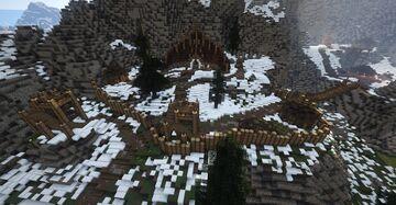 Narzulbur (Skyrim TES) Minecraft Map & Project