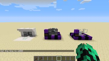 armour equipping station Minecraft Map & Project