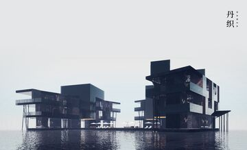 Architectural Design of Minecraft Concept Hotel Minecraft Map & Project