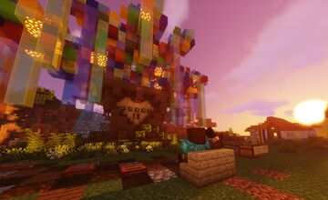 Love is Loud - Pride Year Round 2021 Minecraft Map & Project