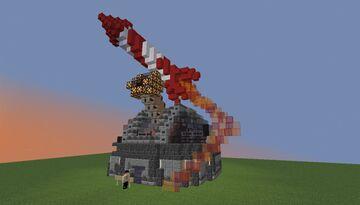 Firework Rocket Shop Build Idea - [World Download] Minecraft Map & Project