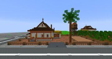 Tropico 5 Plantation Minecraft Map & Project