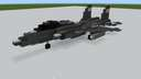 F-15 Eagle 1.5:1 (Updated) Minecraft Map & Project