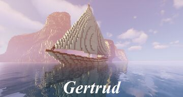 Gertrud Minecraft Map & Project