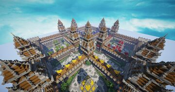 HCF Conquest - Medieval Theme Minecraft Map & Project