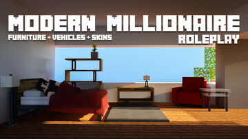 Modern Millionaire | Avalable now on the Minecraft Marketplace! Minecraft Map & Project