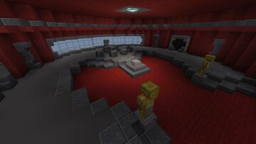Chancellor Palpatine's office (Star Wars Episode III) Minecraft Map & Project