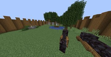 Small Kit PvP Map For 1.16.5 Minecraft Map & Project