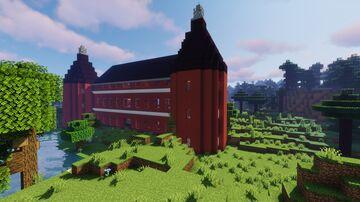Schloss Muskau Minecraft Map & Project