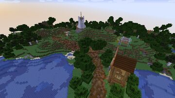 Create. [UPDATE 1] Minecraft Map & Project
