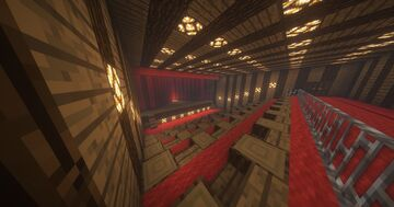 Théâtre de la ville (City Theatre) Minecraft Map & Project