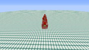 Minecraft TNT Missile   Tri-ple Bomb   Special 2-Suscribers   Minecraft Map & Project
