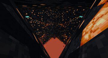 Parkour Challenge   DARK   50x50   Difficulty: Medium Minecraft Map & Project