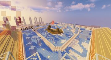 Goudania Fairgrounds Minecraft Map & Project