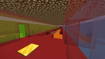 Multi-Player Parkour Race Map Minecraft Map & Project