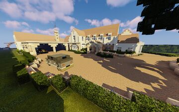 West-LA Home Minecraft Map & Project