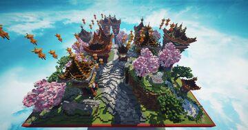 KitMap Spawn - Oriental Theme Minecraft Map & Project