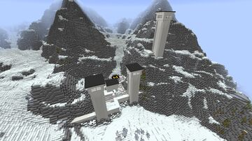SCP Site-16 Minecraft Map & Project