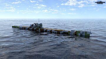 1:1 Type IXC U-Boat Minecraft Map & Project