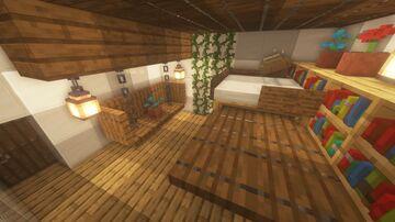 Maison moderne rtx Minecraft Map & Project