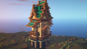 Steampunk House [DOWNLOAD] Minecraft Map & Project