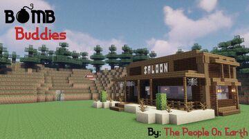 Bomb Buddies! Minecraft Map & Project
