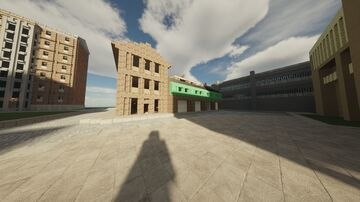 KSSR - Soviet Socialist republic - update 01 - pre-revolutionary shop and retro housing Minecraft Map & Project