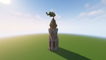 Watch Tower Minecraft Map & Project