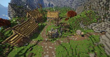 Karthwasten (Skyrim TES) Minecraft Map & Project