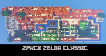 ZPack Zelda Classic Minecraft Map & Project