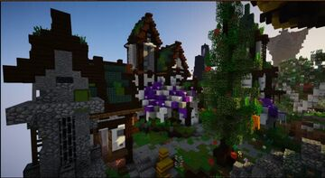 SkyPVP Map ( Free Download ) Minecraft Map & Project