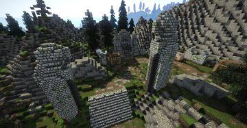 Northwind Summit/mine (Skyrim TES) Minecraft Map & Project