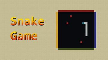 Snake Game Minecraft Map & Project