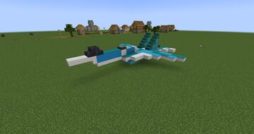 Sukhoi Su-27 Minecraft Map & Project