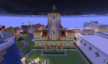 Therma Magna Republicae Minecraft Map & Project