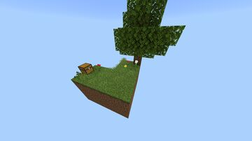 Itsme64's Skyblock Template (Minecraft Bedrock) Minecraft Map & Project