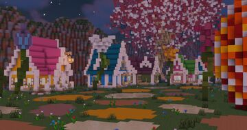 Easter Bunny World Minecraft Map & Project