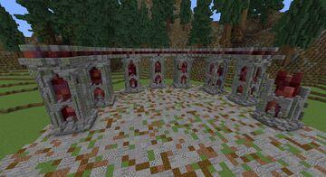 NEW | Myzenic | Survival RPG Online | Server Minecraft Map & Project